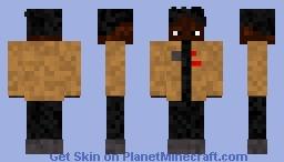 Finn! (from star wars) Minecraft Skin