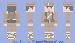 Ww1 Bulgarian Soldier (Царска българска армия) Minecraft Skin