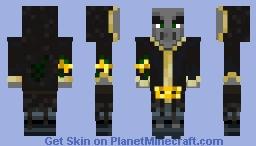 Evoker Emperor V.2 Minecraft Skin