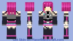 *ʟσαɔεɔαяяσш* Rina Tennoji - Emotive Signals Board OFF Minecraft Skin