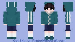 Night everyon Minecraft Skin