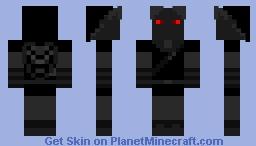 Dark Link (Water Temple) Minecraft Skin