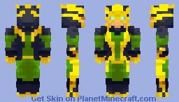 Electro: Marvel Ultimate Alliance Minecraft Skin