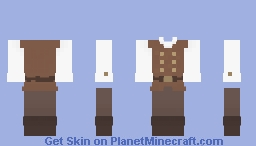 [LoTC] Imperial vest (Free to use) Minecraft Skin