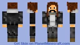 80's rocker dude! Minecraft Skin