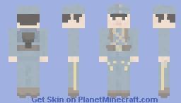 Ww1 Hungarian Honved (1914-16) (Magyar Királyi Honvédség) Minecraft Skin