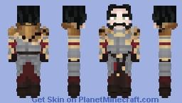 (𝕄𝕪𝕜𝕖𝕚) [LoTC] Mikhail II Jazloviecki Personal Armor Minecraft Skin