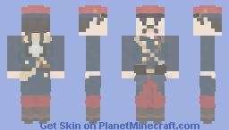 WW1 French Infantryman (1914) Minecraft Skin