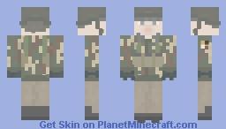 First Chechen War Russian Motorized Infantryman Minecraft Skin
