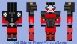 Windblade Transfomers More then meets the eye Minecraft Skin