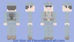 Ww1 Royal Austrian Landwehr ( kaiserlich-königliche Landwehr) Minecraft Skin