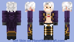 Lord Aethelstan69 Minecraft Skin