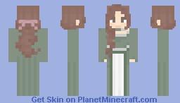 human woman lotc Minecraft Skin