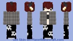 Nox (OC) Minecraft Skin