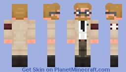 Zeke Yeager | Season 4 Minecraft Skin