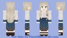Fantastic Dream Minecraft Skin