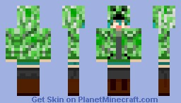Random girl Minecraft Skin