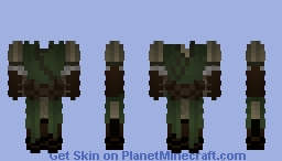 [𝔼𝕧𝕖𝕣𝕘𝕣𝕖𝕖𝕟] un-w | LOTC Minecraft Skin