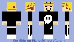 Roblox Bandi Minecraft Skin