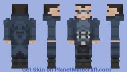 JC Denton (Deus Ex) Minecraft Skin