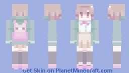 Chiaki Nanami - Ultimate Gamer Minecraft Skin