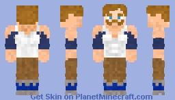 Escanor Minecraft Skin