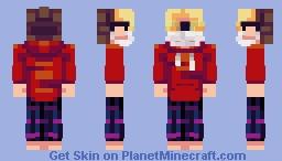 Stay Safe, Gamers! Minecraft Skin