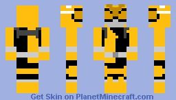 Beet Buster Minecraft Skin