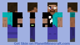 But only limit is your imagination... who remember it? Minecraft Skin