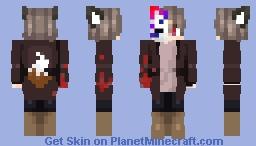 𝓚𝓲𝓽𝓼𝓾𝓷 𝓜𝓪𝓵𝓮 [𝒮𝓀𝒾𝓃𝓉𝑜𝒷𝑒𝓇] Minecraft Skin