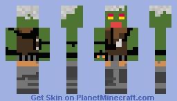 Brainiac Fortnite Skin Minecraft Skin