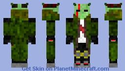 My updated skin Minecraft Skin