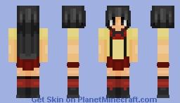 katana batman brave and the bold Minecraft Skin