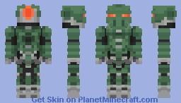 Toa Matau Minecraft Skin