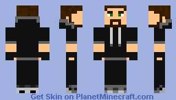 Man Of Man Minecraft Skin