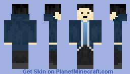 Zedd Minecraft Skin