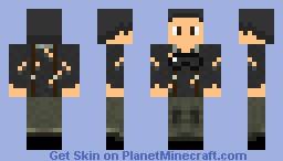 Army Boy Minecraft Skin