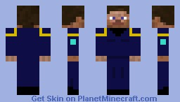no longer available Minecraft Skin