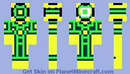 twisted reality skin #1 Minecraft Skin