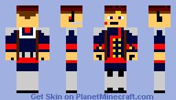 Royal Guard Minecraft Skin