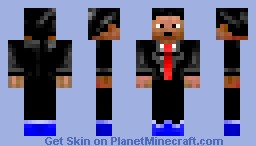 Myself Minecraft Skin