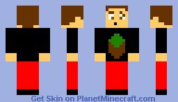 Minecraft shirt Minecraft Skin