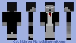 Black n White Minecraft
