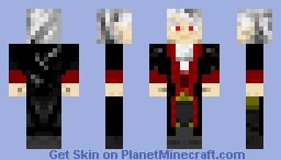 dracula Minecraft Skin