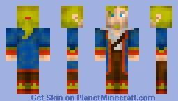 Joe the Pirate Minecraft Skin