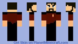 xephos skin! Minecraft Skin