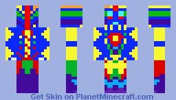 Zovos Minecraft Skin