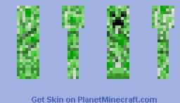 Creeper24 Minecraft Skin