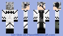 Stein [Soul Eater] Minecraft Skin