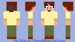 Dr. Judith Mossman - Half-Life 2 Minecraft Skin